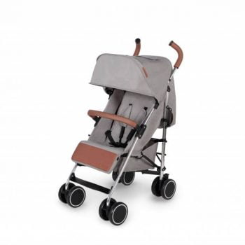 Ickle Bubba Discovery Stroller - Grey/Silver