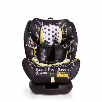 Cosatto All In All Group 0+ /1/2/3 Car Seat - Smile
