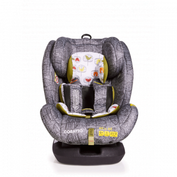 Cosatto All In All Group 0+/1/2/3 Car Seat - Dawn Chorus