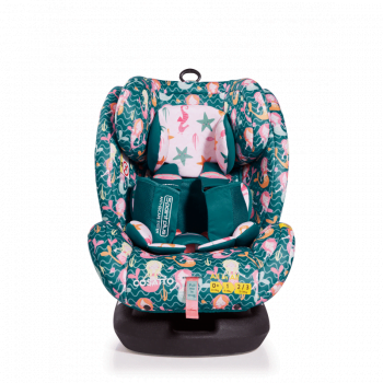 Cosatto All In All Group 0+ /1/2/3 Car Seat - Mini Mermaid
