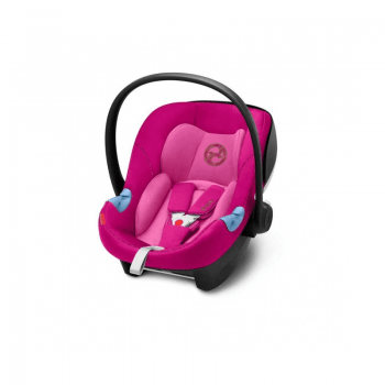 Cybex Aton M i-Size Group 0+ Car Seat - Fancy Pink