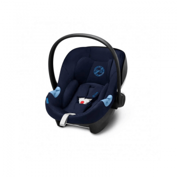 Cybex Aton M i-Size Group 0+ Car Seat - Indigo Blue
