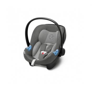 Cybex Aton M i-Size Group 0+ Car Seat - Manhattan Grey
