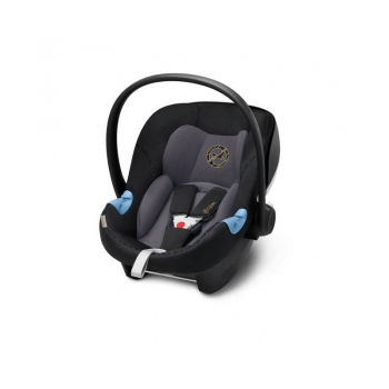 Cybex Aton M i-Size Group 0+ Car Seat - Premium Black