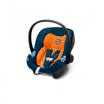 Cybex Aton M i-Size Group 0+ Car Seat - Tropical Blue