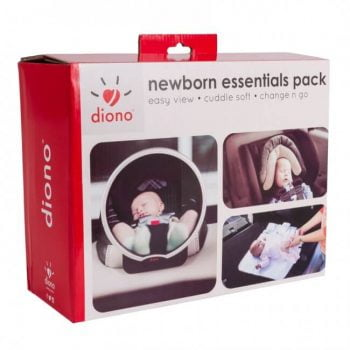 Diono Newborn Essentials Car Safety Pack