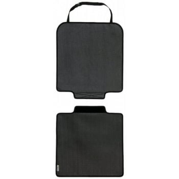 Hauck Sit On Me Car Seat Protector - Black