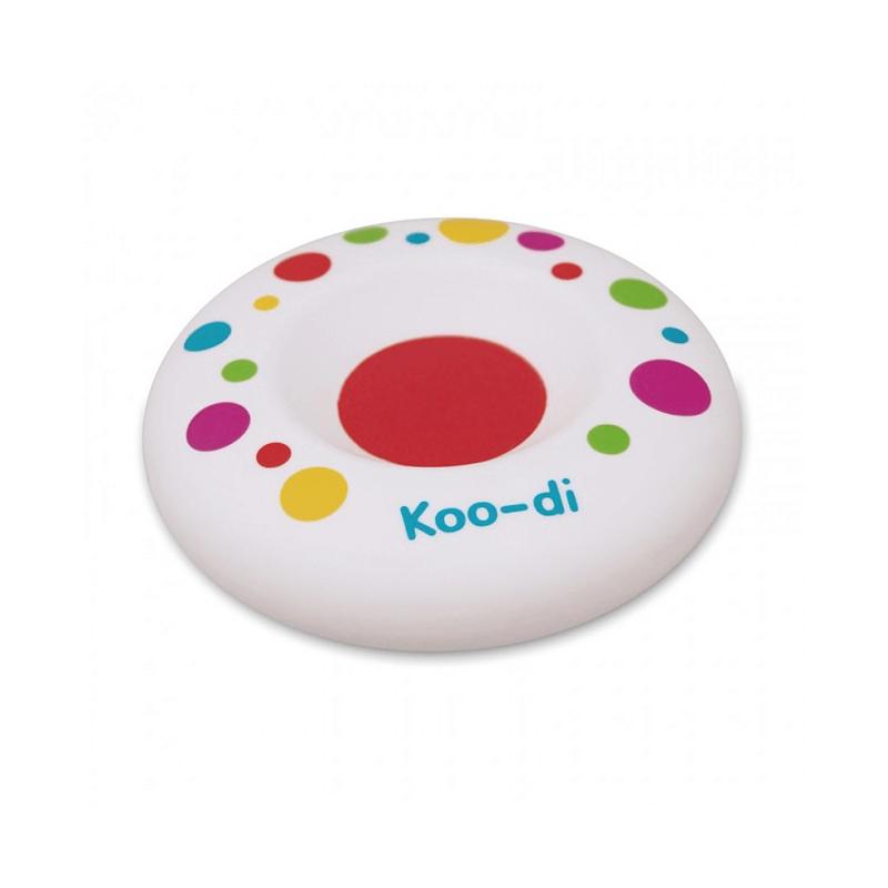 Koo-Di Bath Thermometer - Polka