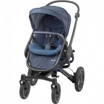 Maxi-Cosi Nova 4 Wheel Pushchair - Nomad Blue