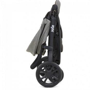 Joie Litetrax 3 Stroller - Dark Pewter 5