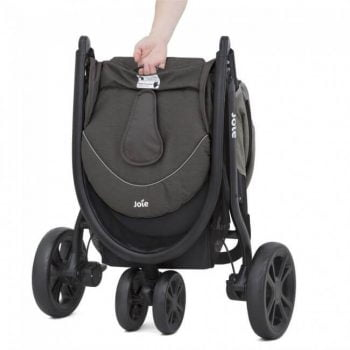 Joie Litetrax 3 Stroller - Dark Pewter 6