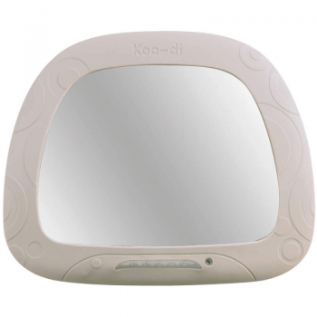 Koo-Di Light Up Mirror - Grey