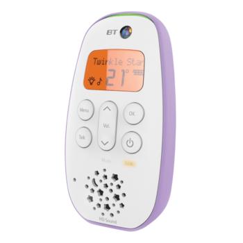 BT 450 Audio Baby Monitor