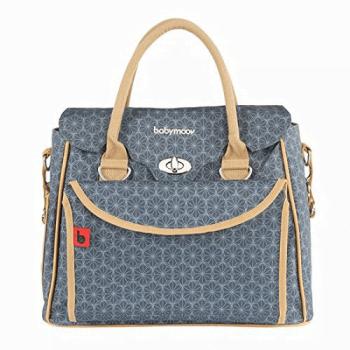 Babymoov-dotwork-blue-changing-bag-trendy 1