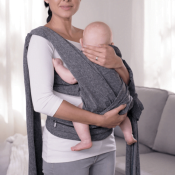 Chicco Boppy Comfy Fit Baby Carrier 1