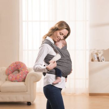 Chicco Boppy Comfy Fit Baby Carrier 8