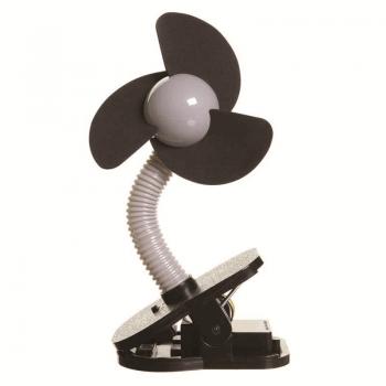 Dreambaby Portable Stroller Fan – Black
