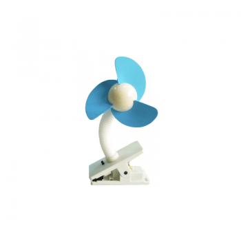Dreambaby Portable Stroller Fan – Blue