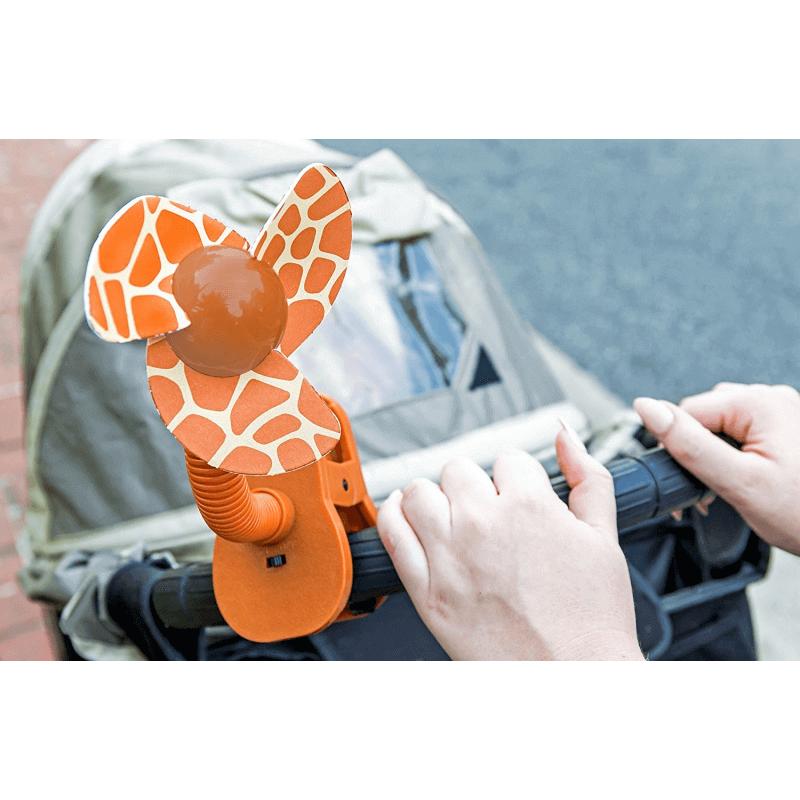 Dreambaby Portable Stroller Fan – Giraffe 2