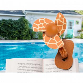Dreambaby Portable Stroller Fan – Giraffe 3