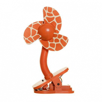 Dreambaby Portable Stroller Fan – Giraffe