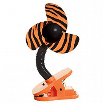 Dreambaby Portable Stroller Fan – Tiger