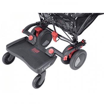 Lascal Buggy Board Mini in Red