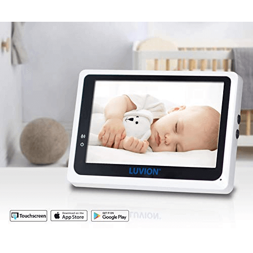 Luvion Grand Elite 3 Connect Video Baby Monitor 2