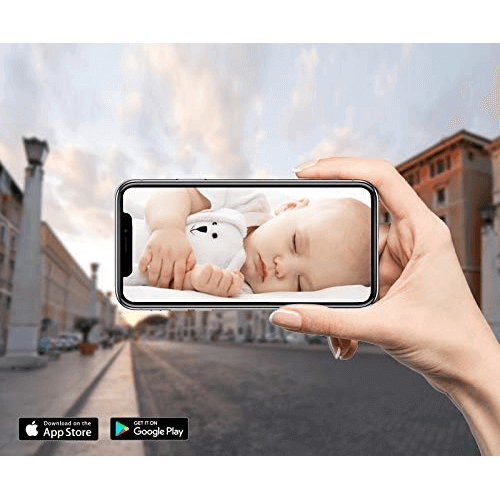 Luvion Grand Elite 3 Connect Video Baby Monitor 3
