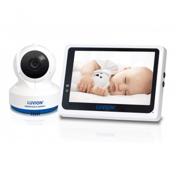 Luvion Grand Elite 3 Connect Video Baby Monitor