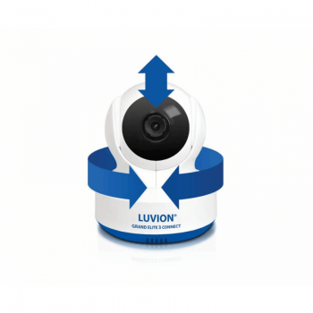 Luvion Grand Elite 3 Connect Video Baby Monitor 4