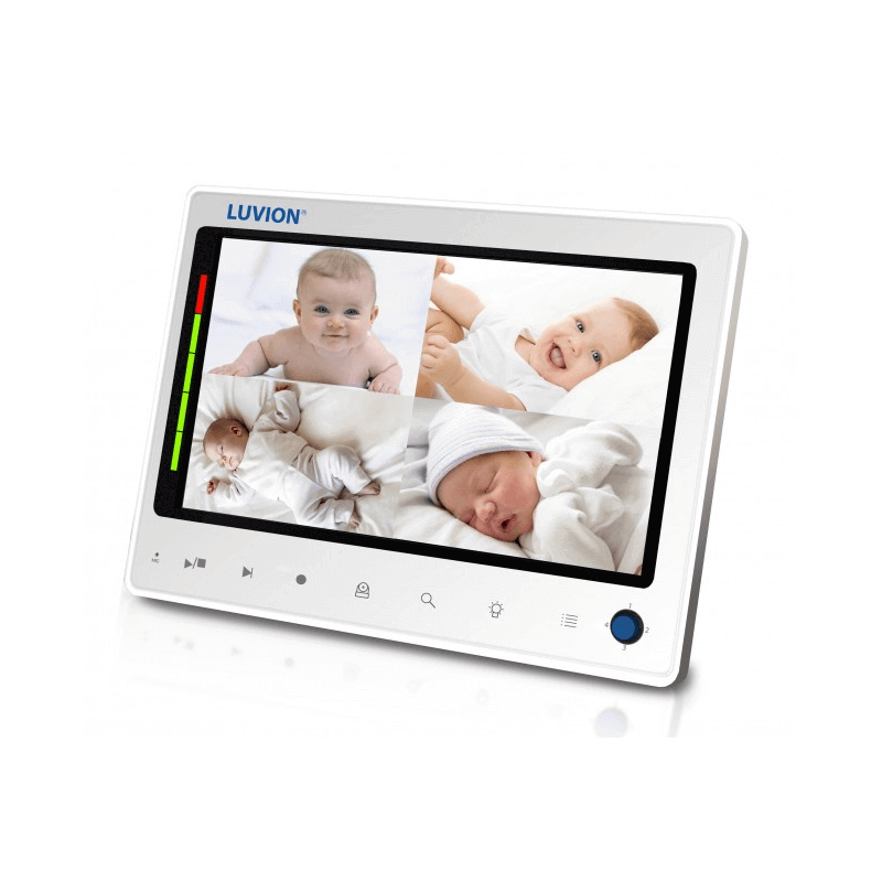 Luvion Prestige Touch 2 Twin Camera Video Baby Monitor 1