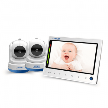 Luvion Prestige Touch 2 Twin Camera Video Baby Monitor