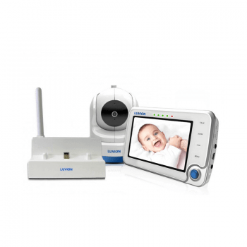 Luvion Supreme Wi-Fi Connect Video Baby Monitor & Wi-Fi Bridge