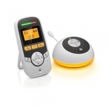 Motorola MBP161 Audio Baby Monitor