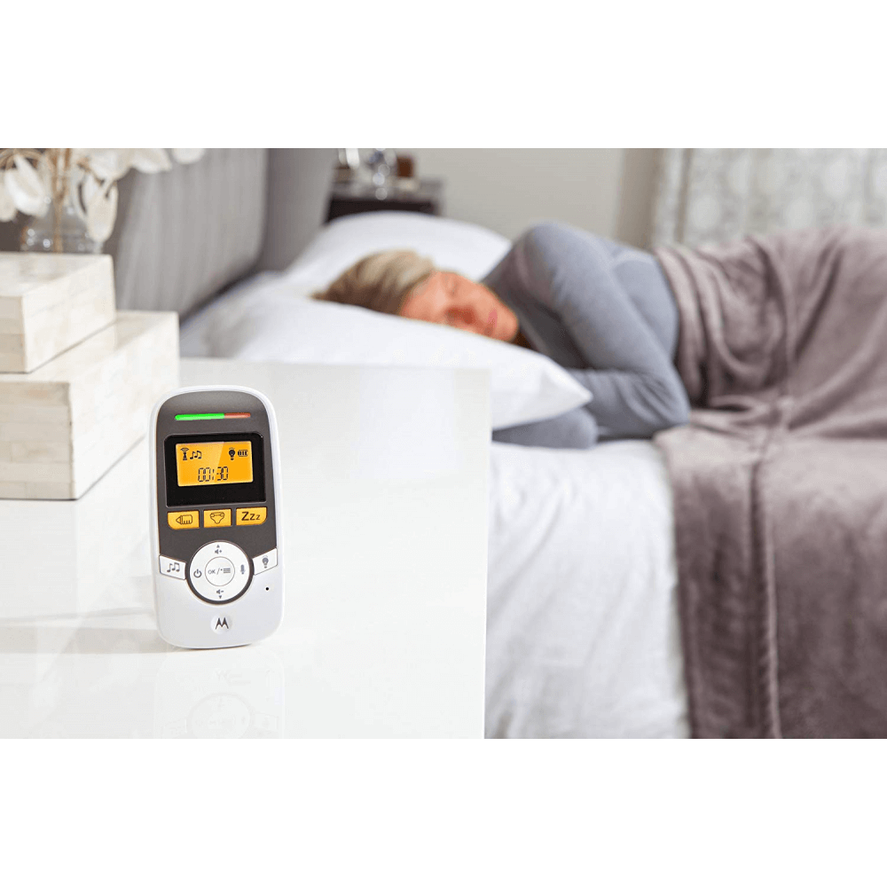 Motorola MBP161 Audio Baby Monitor 5