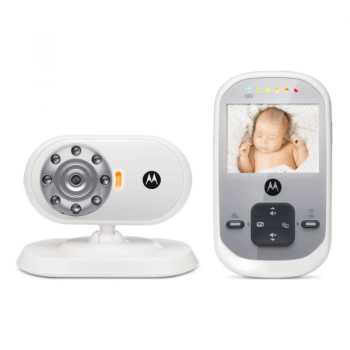 Motorola MBP622 Video Baby Monitor 2.4 inch 2