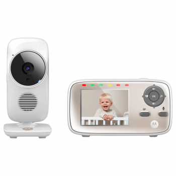 Motorola MBP667 Wi-Fi Connect Video Baby Monitor