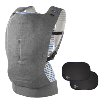 Chicco Myamaki Baby Carrier & Sun Shades