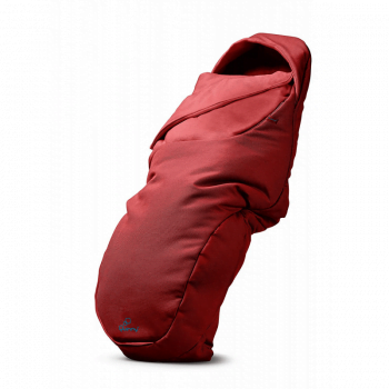 Quinny-red-foot_warmer-pushchair-pram-kids_footwarmer-winter