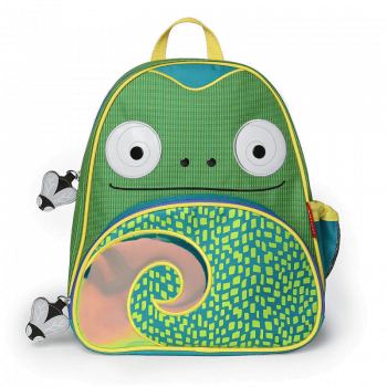 Skip Hop Zoo Backpack - Chameleon 1
