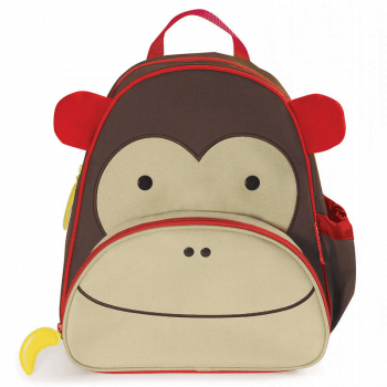 Skip Hop Zoo Backpack - Monkey 1