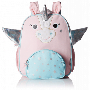 Zoocchini Kids Back Pack Pals - Allie the Unicorn 1