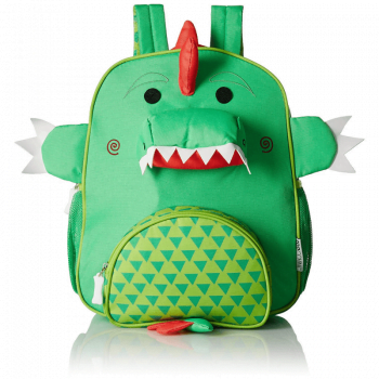Zoocchini-Kids-BackPack Pals - Devin the Dinosaur-Dinosaur Backpack-Kids Backpack-Child Backpack-Animal Backpack