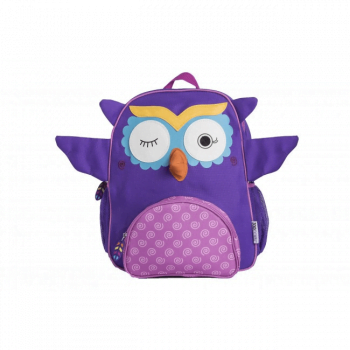 Zoocchini Kids Backpack Pals - Olive the Owl 4