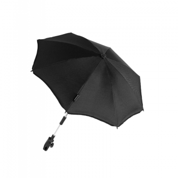 black-venicci-parasol-pushchair-stroller-umbella 1