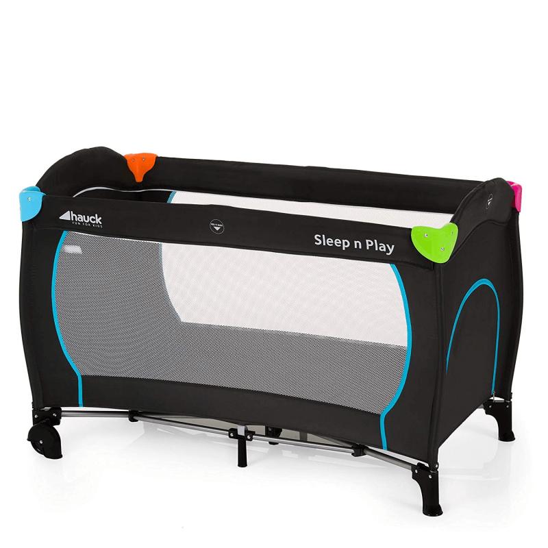 hauck-sleep-'n-play-Center-multicolour-black 8