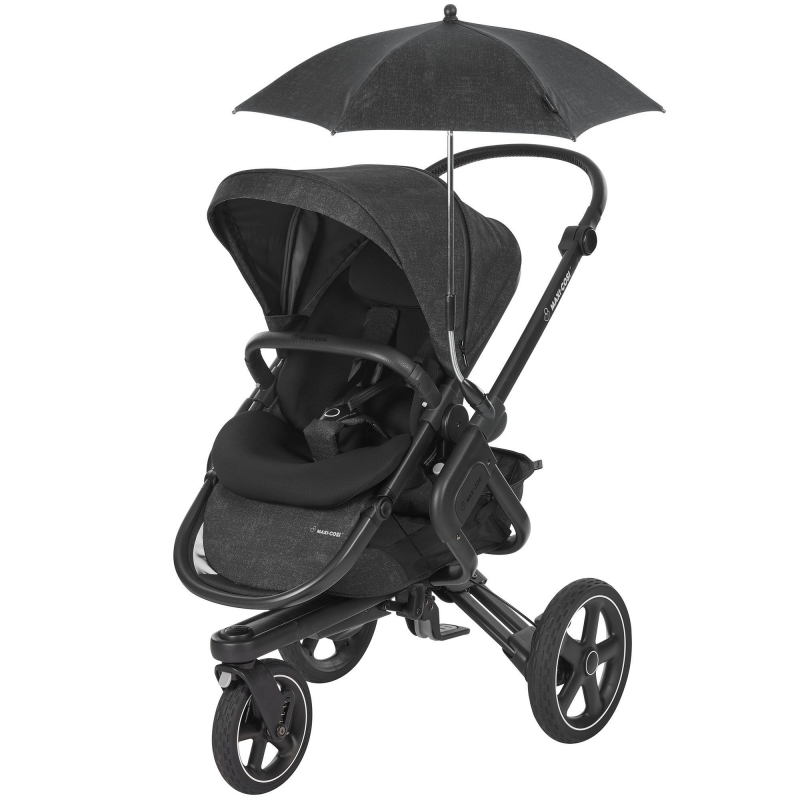 Baby Pushchair//Pram//Buggy Parasol//Umbrella//Sunshade Gray or White available
