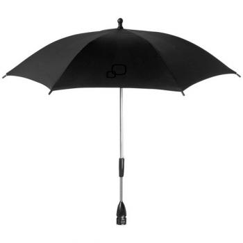 rocking-black-quinny-parasol-umbrella-sun-shade-for-pushchair