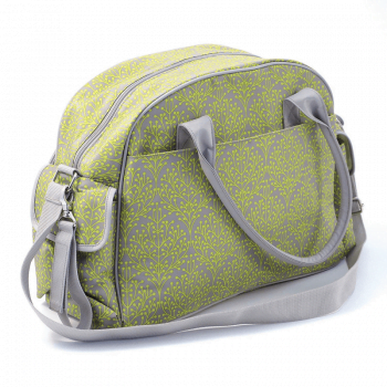 summer_infant-limestone_berry-green-changing-bag-for-babys-shoulder-bag 2